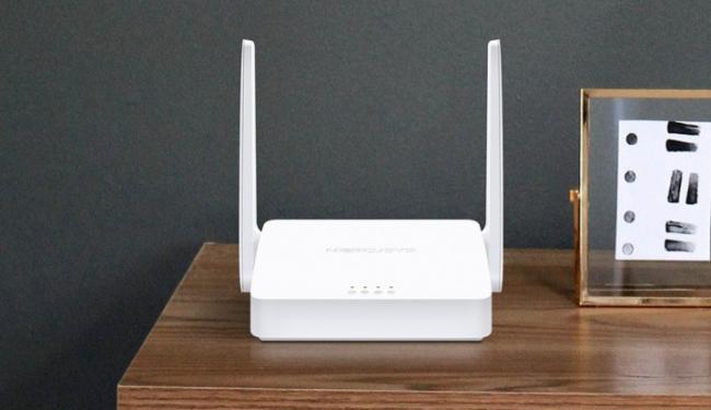 Mercusys MW302R 300 Mbps, Multi Mode Wireless N Router Solusi Untuk Keluarga