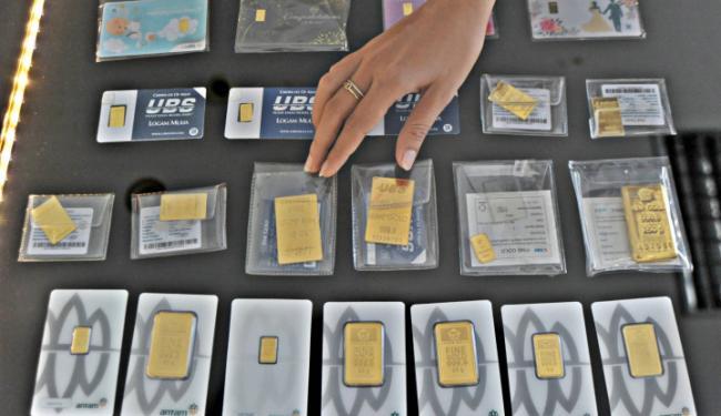 Harga Emas Antam Hari Ini Bikin Gigit Jari, Anjlok Lagi dan Lagi