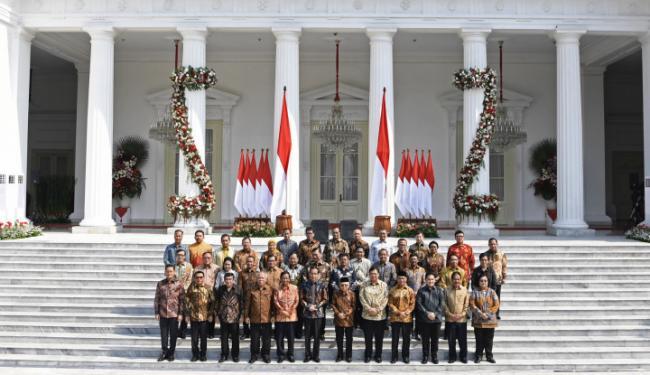Prediksi Relawan Jokowi: 5 Kelompok Akan Masuk Kabinet, Wajah-wajahnya Pasti Kenal