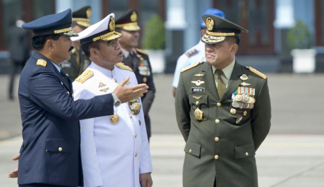 Punya Nyali Besar Debat dengan Jenderal Gatot, Siapa Sebenarnya Kolonel Ucu?