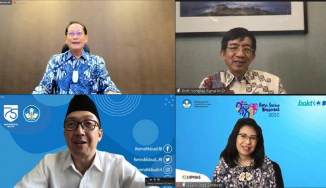 Segitu Perhatiaanya, BCA Bantu Majukan Tenaga Pendidik di Indonesia Timur
