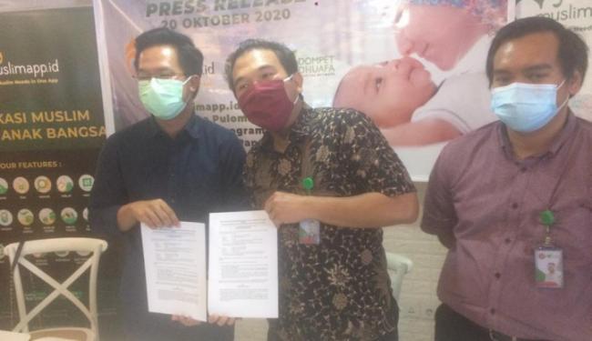 Kolaborasi, Muslimapp.id & RS Kartika Pulomas Luncurkan Program Aqiqah