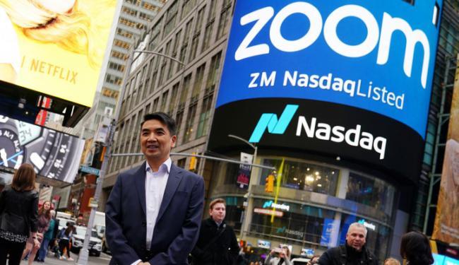 Eric Yuan Masih Berjaya, Pendapatan Zoom Rekor ke Rp11 Triliun!