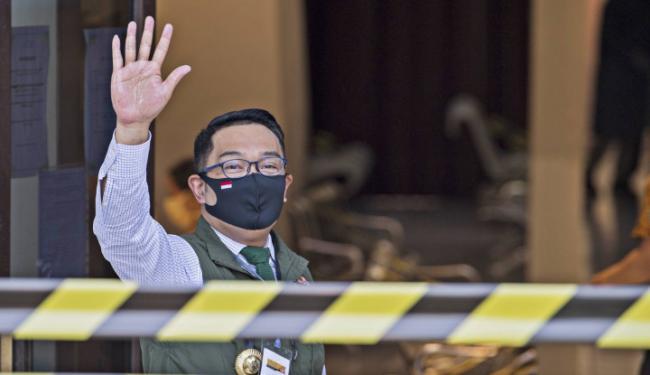 Liburan Panjang, Ridwan Kamil Minta Warga Gak Usah Berbondong-bondong ke Puncak