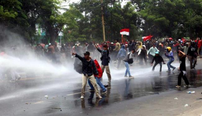 Nah Lho, Otak Penggerak Demo Pelajar Tolak Omnibus Law Terkuak, Ini Identitasnya