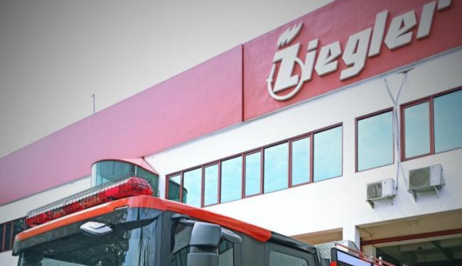 Sasar Industri Oil & Gas, Ziegler Indonesia Hadirkan Pemadam Dual Pump Canggih