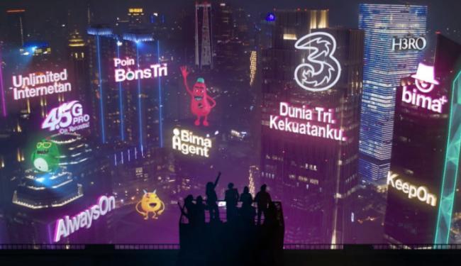 Dorong Potensi Diri Anak Muda 3 Indonesia Hadirkan Dunia Tri
