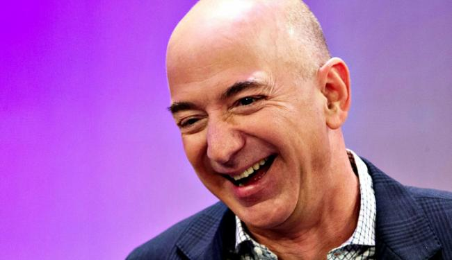 Amazon Sempat Anjlok, Kekayaan Jeff Bezos Kembali Tembus Hampir Rp3.000 T!