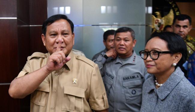 Poyuono: Yang Protes Omnibus Law Wajib Contoh Prabowo yang Sudah Insyaf