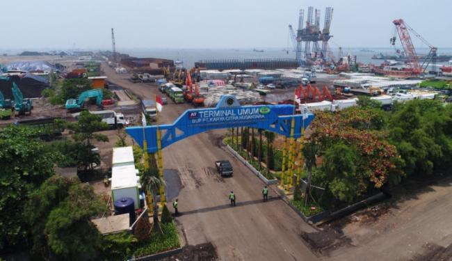 Prasetyo: Presiden Jokowi Harus Groundbreaking Pelabuhan Marunda