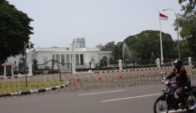 Istana Jokowi Dikepung Mahasiswa, BEM Seluruh Indonesia Tuntut...