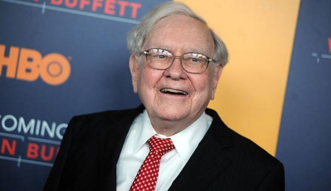 Warren Buffet Raup Cuan Rp14 Triliun Berkat Investasi di Bidang Ini