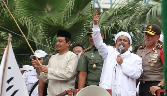 Habib Rizieq Segera Pulang Jawab Polri Pulang Saja Kami Nggak Ngusir Oleh Warta Ekonomi Online