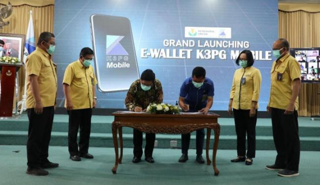 Bank DKI Tambah Fitur e-Wallet di Aplikasi Pertrokimia Gresik