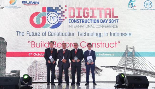PTPP Menjadi Pioneer Dalam Implementasi BIM di Indonesia