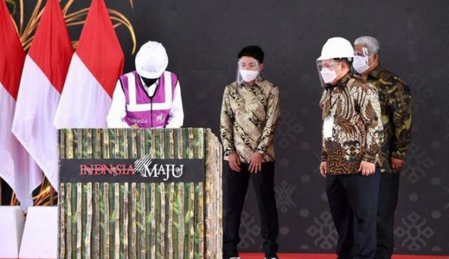 Barata Indonesia Fasilitasi Penyediaan Mesin Pambangunan PG Bombana