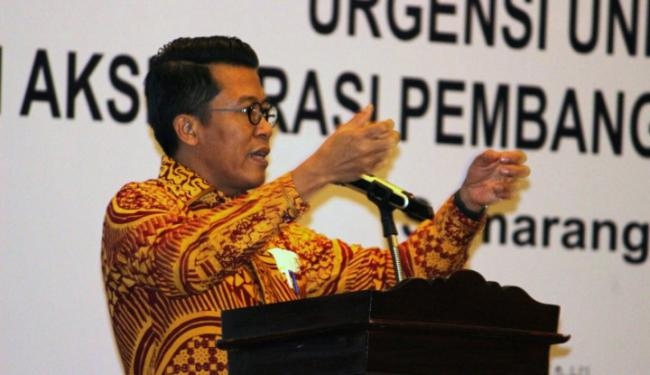 Indonesia Resmi Masuki Resesi, Misbakhun Sodorkan Solusi