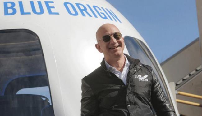 Jeff Bezos Bentuk Dewan Penasehat Blue Origin untuk Saingi SpaceX Elon Musk
