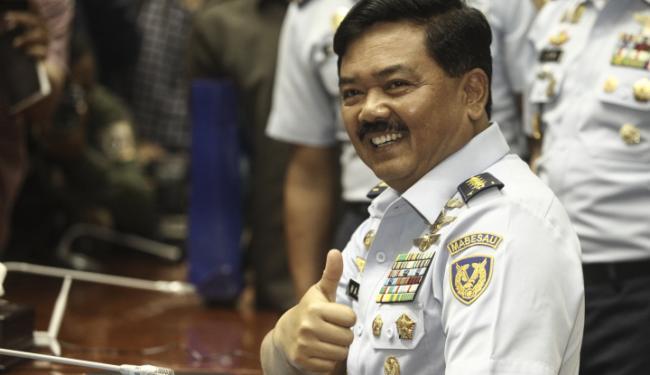 Tegas Panglima TNI: Tak Ada Satu Pun Musuh yang Dibiarkan Ganggu Persatuan dan Kesatuan