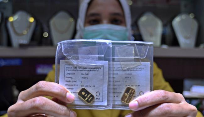 Harga Emas Hari Ini, 26 November 2020: Tambah Ambruk Gara-Gara Vaksin Covid-19