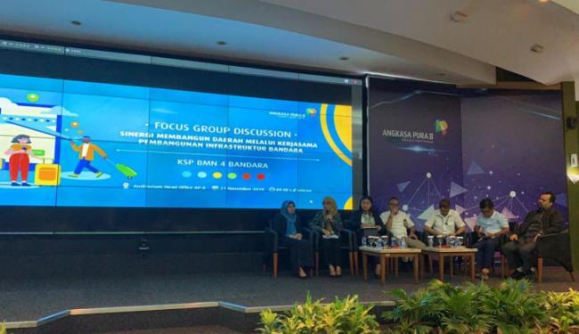 Manfaatkan Teknologi, AP II Dorong Airport 4.0 Jadi Transformasi Terdepan