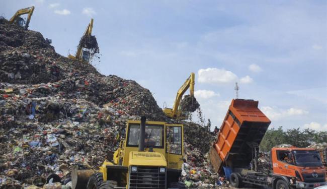 Keren Banget! Semen Indonesia Sulap Sampah Jadi Bahan Bakar